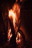 火の詳細 — ストック写真