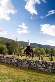 Hol Stave Church — Stock Photo