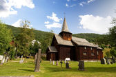 Stave Church — Stock Photo