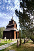 Torpo Stave Church — Stock Photo