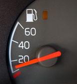 Gas mätare — Stockfoto