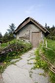 Small Cabin — Stock Photo