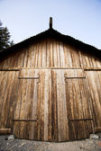 Viking Storage Building — Stock Photo