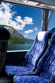 Norwegian Fjord Bus Tour — Stock Photo