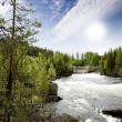 Stock Photo: Hydro Power River