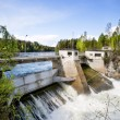 Stock Photo: Hydro Power Station