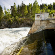 Hydro Power Station - Stock Photo