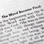 John 1:1 — Stok fotoğraf #5731088