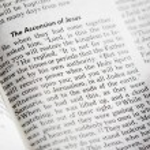 Acts 1:8 — Stock Photo