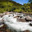 Fresh Mountain River - Stock Photo