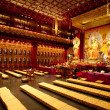 Stock Photo: Buddhist Temple Interior