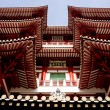 Buddhist Temple Detail - Stock Photo