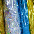 Glitter Cloth - Stock Photo