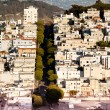 Russian Hill San Francisco - Stock Photo