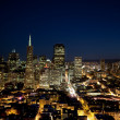 San Francisco Cityscape — Stock Photo