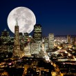 Full Moon — Stockfoto