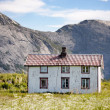 Old House Norway - Stockfoto