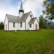 Old Church Norway - Stock Photo