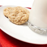 Milk and Cookies — Stock Photo #5732677