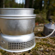 Camp Stove — Stock Photo