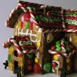 Ginger Bread House Detail — Stockfoto