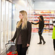 Supermarket Grocery Store — Stock Photo #5733023