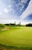 Terrain de golf — Photo