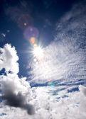 Sunburst — Stock Photo
