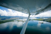 Lake Sentani Indonesia — Stock Photo