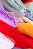 Silk Cloth — Stock Photo