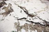 Cracked Wall Surface — Stock Photo