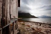 Norway Coast — Stock Photo