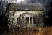Abandoned Farm House — Stock Photo