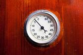 Retro Manual Timer — Stock Photo