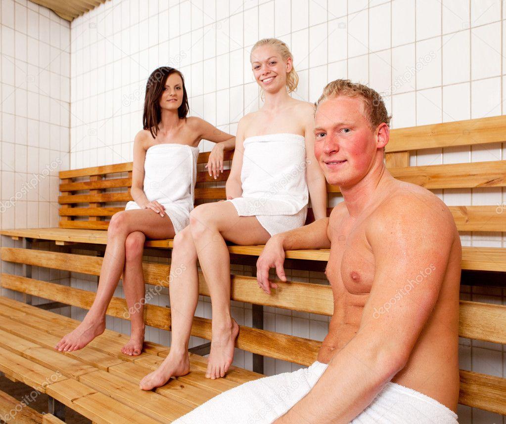 3Видео порно студентов в бане