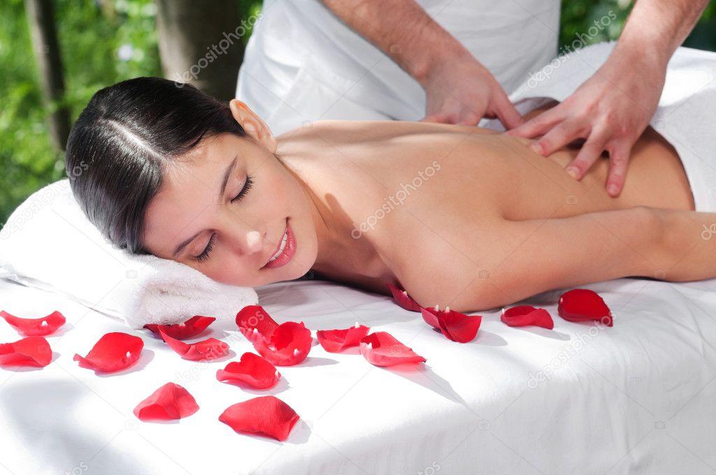куни фото массаж