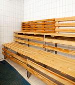 Sauna Interior — Stockfoto