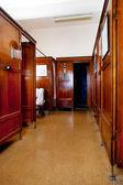 Old Bath House Interior — Stock Photo