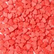 Background of red hearts — Stock Photo