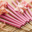 Stock Photo: Arotatizirovannye sticks