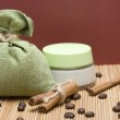 Ingredients for spa — Stock Photo