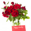 Bouquet of Roses — Stock Photo #6209224