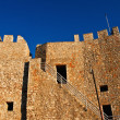 The fortress of emperor Samuil in Ohrid, Macedonia — Stock Photo