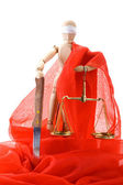Justice — Stock Photo