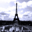 Capital of France - Paris — Stock Photo
