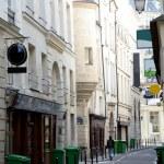 Capital of France - Paris — Stock Photo