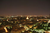 Paris. Night view — Stock Photo