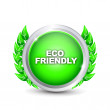 Eco friendly_3 — Stock Vector