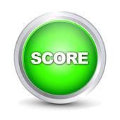 Score button — Stock Vector