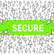Internet Security - Stock Vector